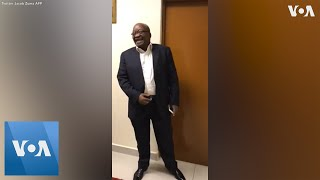 Former South African President Jacob Zuma Posts Humorous Video