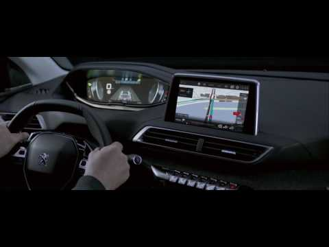 Nya PEUGEOT 3008 SUV | Connected Navigation