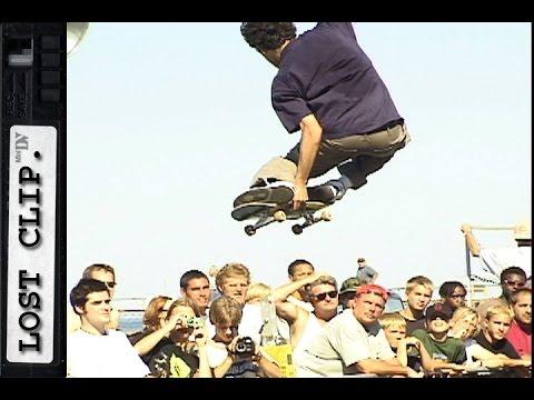 Mark Gonzales Lost & Found Skateboarding Clips #164