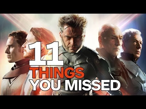 11 Easter Eggs You Missed X-Men: Days of Future Past - UCKy1dAqELo0zrOtPkf0eTMw