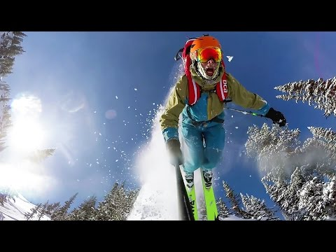 GoPro: Snow Daze - Line of the Winter 2014/2015 Highlight powered by YOU