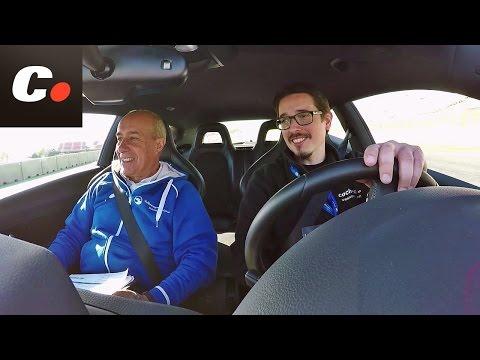 Escuela R de Volkswagen: Curso de conducción deportiva con Luis Moya y Luis Villamil | coches.net