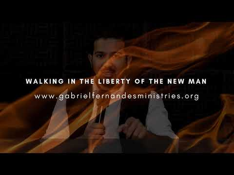 WALKING IN THE LIBERTY OF THE NEW MAN, Daily Promise and Powerful Prayer