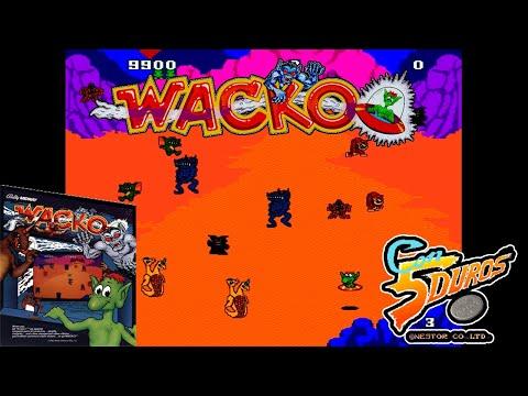 "WACKO - ""CON 5 DUROS"" Episodio 892 (Twinbee Raibow Bell Adventures / SNES) (1cc) (1 loop)"