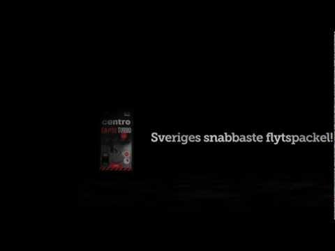 Centro GA#50 Turbo - Sveriges snabbaste flytspackel