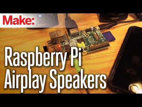 Raspberry Pi Airplay Speaker - UChtY6O8Ahw2cz05PS2GhUbg