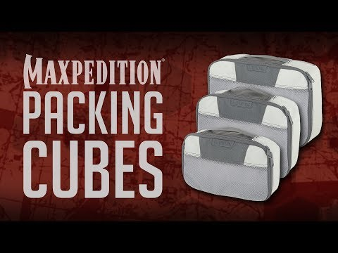 MAXPEDITION Advanced Gear Research PCS, PCM, & PCL Packing Cubes