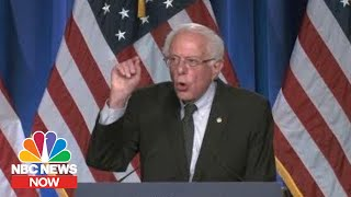 Bernie Sanders: We No Longer Accept Greed Of Pharmaceutical Industry | NBC News Now