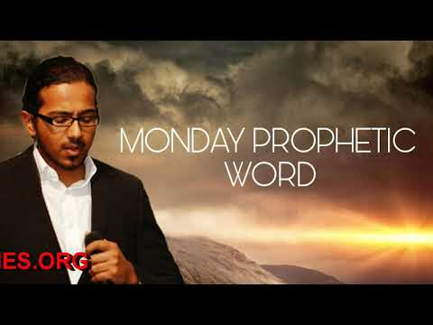 ARE YOU HUNGRY ENOUGH TO WAIT ON GOD? Monday Prophetic Word 1st July 2019