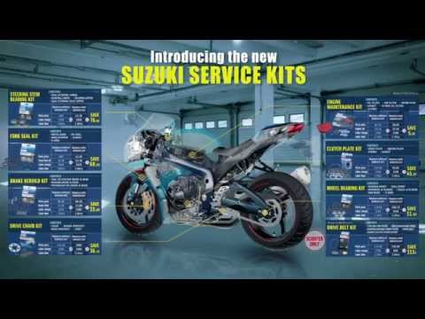 Suzuki Maintenance Kits