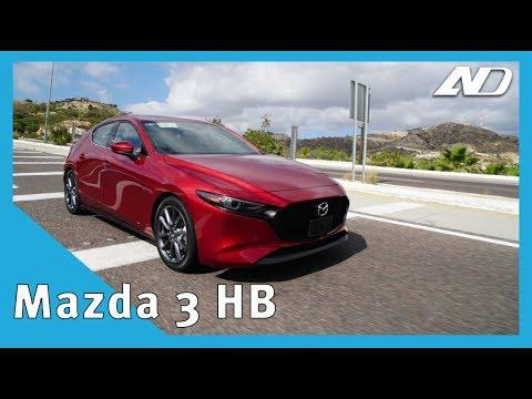 Mazda 3 - Primeras impresiones de manejo