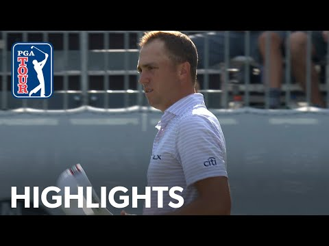 Justin Thomas?s highlights | Round 2 | BMW Championship 2019