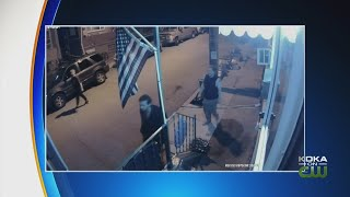 Family Home Of Fallen Pittsburgh Police Officer Vandalized