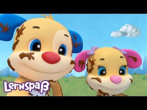 Das Auto waschen Lied   Lernspaß   Fisher-Price Deutsch   Kinderlieder   Cartoons für Kinder