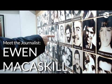 Meet the Journalist: Ewen MacAskill