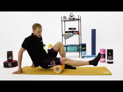 Foam rolling your hamstrings