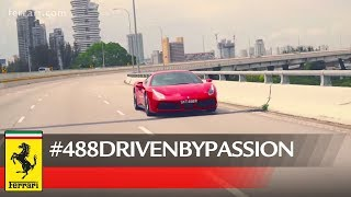 Ferrari #488DrivenByPassion – 1