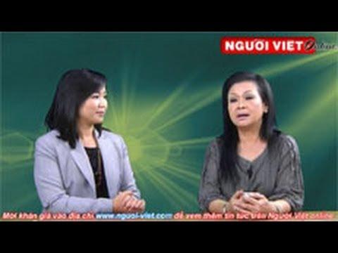 Báo Người Việt PV Ca Sĩ Khánh Ly.