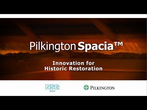 Pilkington Spacia™: Innovation for Historic Restoration