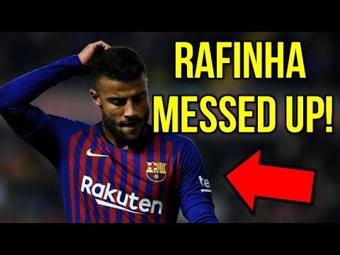 WHY ADIDAS SUED RAFINHA FOR MILLIONS OVER FOOTBALL BOOTS! - UCUU3lMXc6iDrQw4eZen8COQ
