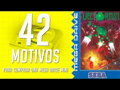 Vectorman. 42 motivos para comprar una Mega Drive Mini. (29/42)