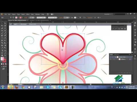 Create Artwork From Lines|أكاديمية الدارين|م.3