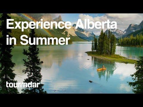 Experience Alberta in Summer