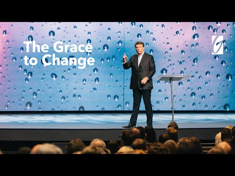 Jimmy Evans  The Grace to Change  The Gift Of Grace