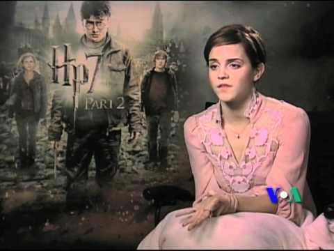 Bộ phim cuối cùng của Harry Potter (VOA)