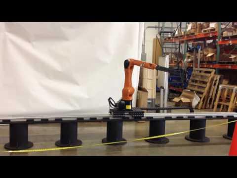Robotic Transfer Unit