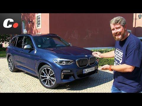 BMW X3 2017 SUV | Primera Prueba / Test / Review en español | coches.net