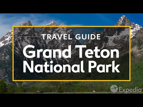 Grand Teton National Park Vacation Travel Guide | Expedia