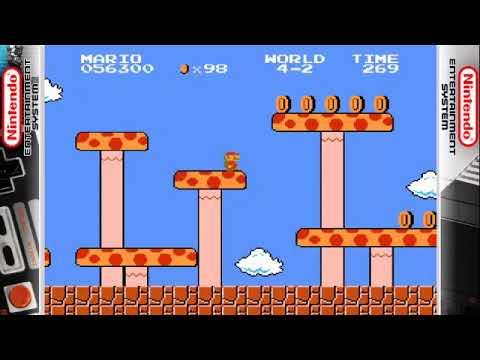 #17 Super Mario Bros-Nes (COMPLETO).