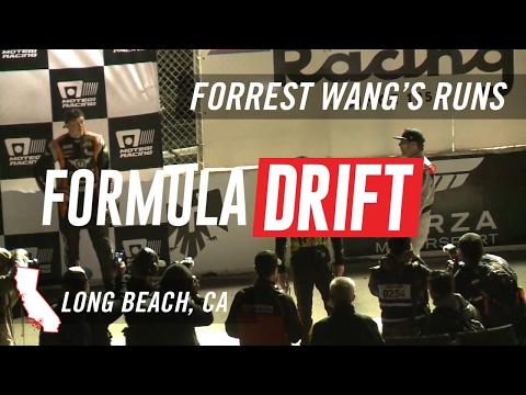 Super Drift Challenge: Forrest Wang Wins Saturday 4/8