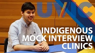 Interviews - University of Victoria