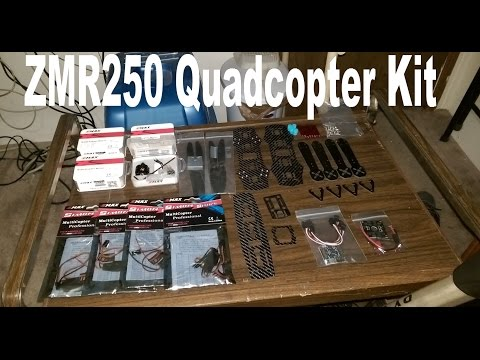 Unboxing of my ZMR250 Quadcopter Kit - UCiBco92KzXOxd90KNcghtpg