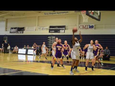 Girls Varsity Basketball cruises in first CCS match - Ryan Geronimo