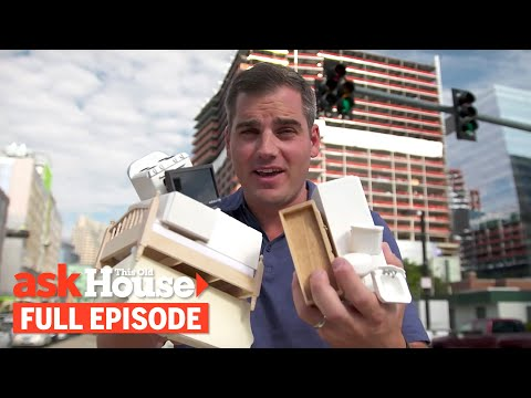 Ask This Old House | Robotic Wall, Bench (S15 E7) | FULL EPISODE - UCUtWNBWbFL9We-cdXkiAuJA