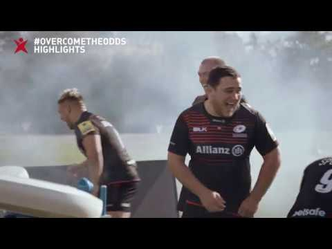 EPISODE 6 | Manchester City vs Saracens | Overcome The Odds