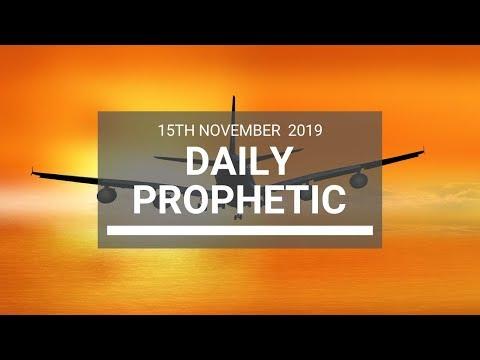 Daily Prophetic 15 November Word 7