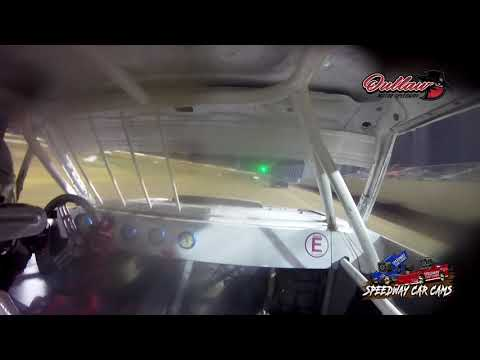 #19 Jc Shelton - Factory Stock - 6-4-2021 Outlaw Motor Speedway - In Car Camera - dirt track racing video image