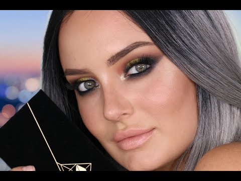 ABH Prism Palette Makeup Look, My First Time Using It! Chloe Morello