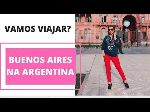 Roteiro de viagem para 7 dias em Buenos Aires | Dicas de viagem