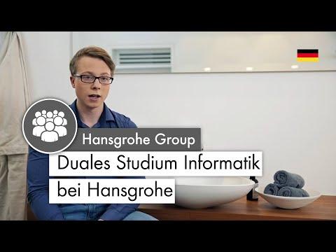 Duales Studium Informatik | Das sagen DH-Studenten bei Hansgrohe