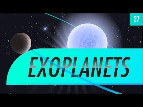 Exoplanets: Crash Course Astronomy #27 - UCX6b17PVsYBQ0ip5gyeme-Q