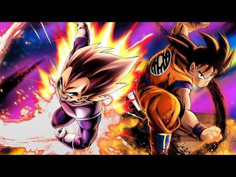 TOURNAMENT OF POWER! Rhymestyle vs Nanogenix EPIC ONLINE PVP! | Dragon Ball Legends