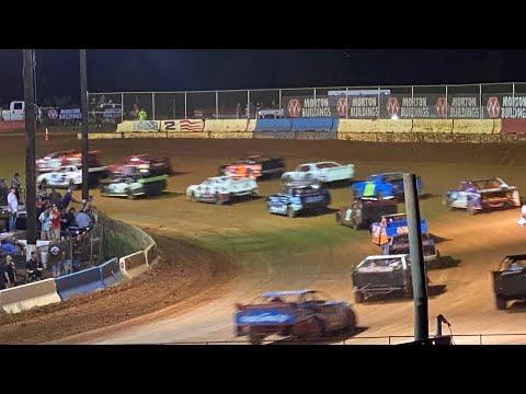 9/2/2021 Street Stock Cherokee Speedway - dirt track racing video image