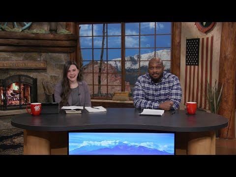 Charis Daily Live Bible Study: The Faithfulness of God - Ricky Burge - March 26, 2021
