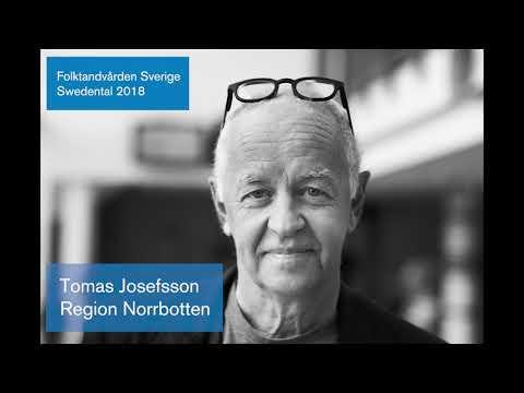 Folktandvårdenpodden – Skarpt läge för nya lösningar inom tandvården. Gäst är Tomas Josefsson.