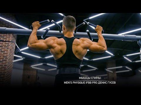Тренировка мышц спины. Денис Гусев. - UCcvw0_-kML5-PV21U1ZIUuQ